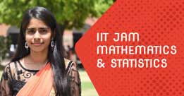 AIR 1 IIT JAM Mathematics and Statistics