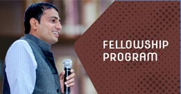 Fellowship Program Speaking by Manoj Rawal